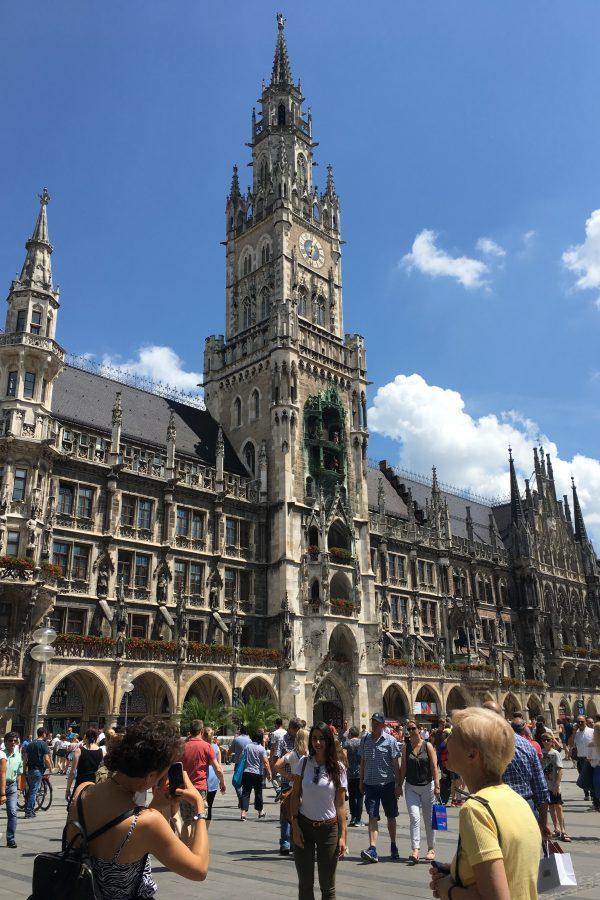 Weekend One:  Willkommen in München