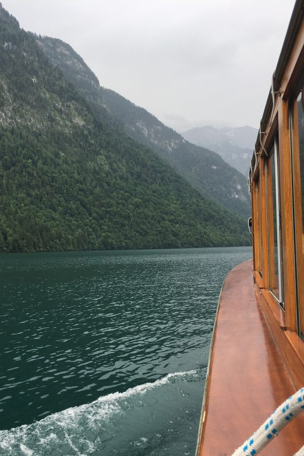 Week Five: BBQs, Boat Rides, and Berchtesgaden