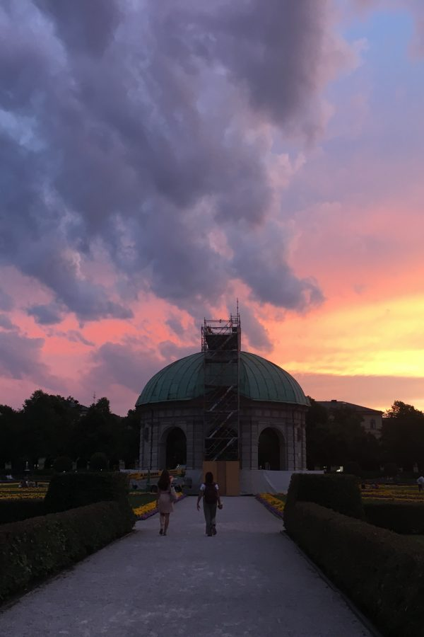 Week Seven: Enjoying Munich Living and a Day-Trip to Budapest