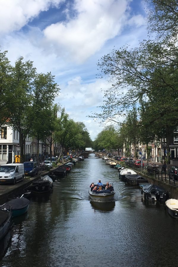 Week Eight: A long weekend in Benelux